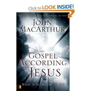 A solid, biblical look at the gospel....on the list to read =) JMac is awesome!!