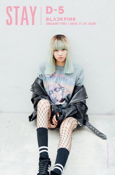 Lisa Blackpink Mode Pop Styles De Mode Coreenne