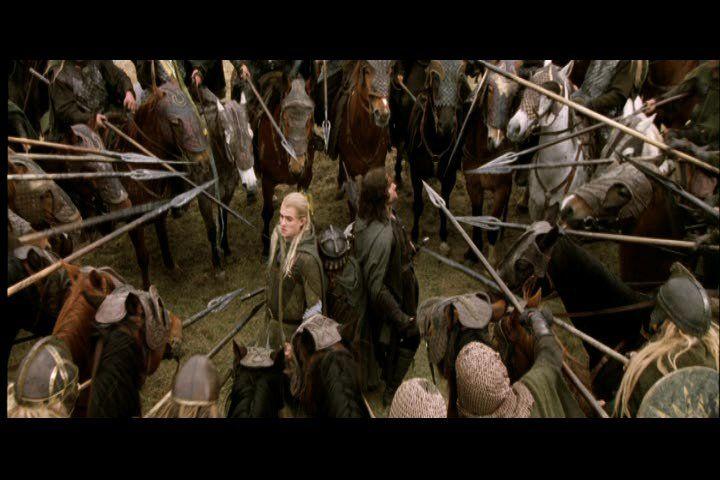 Legolas Gimli Aragorn♥.•:*´¨`*:•♥meet the riders of Rohan.