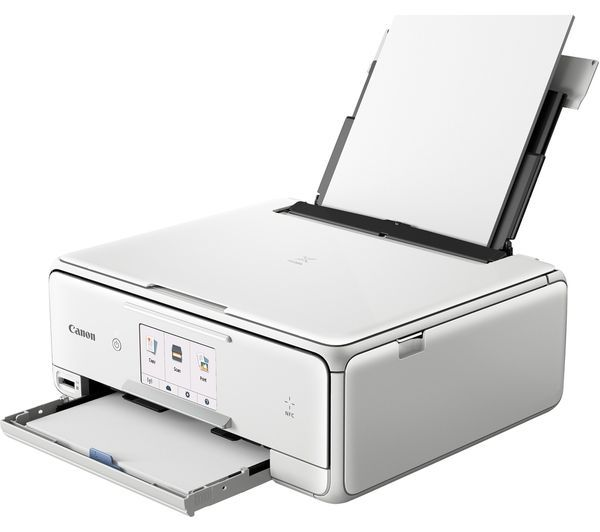 CANON PIXMA TS8051 AllinOne Wireless Inkjet Printer