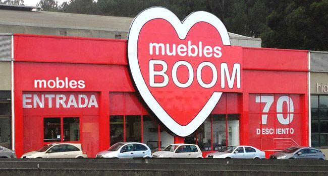 Tienda De Muebles Boom En Vigo Pontevedra Carretera De Madrid