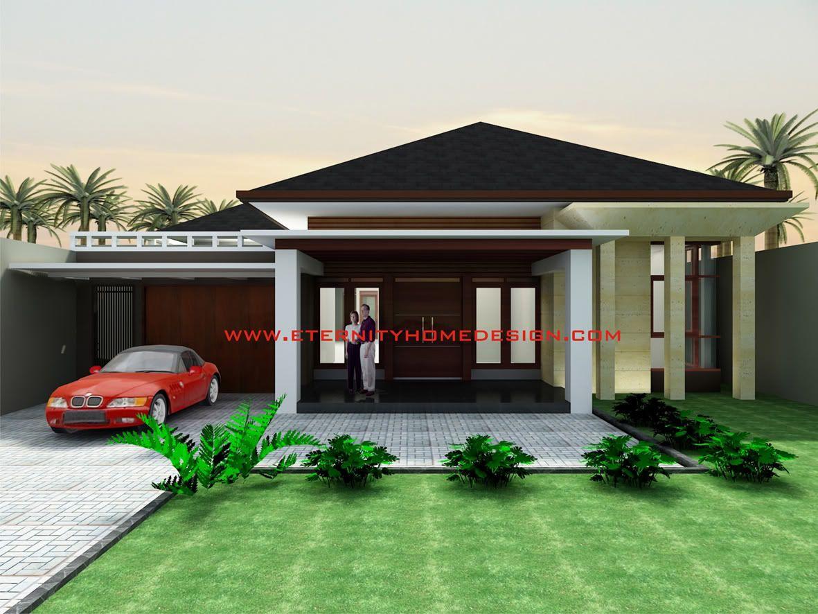 Desain Rumah Mewah Atap Limas Gaya Rumah Rumah Mewah Home Fashion