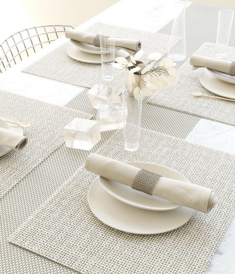 MASINFINITO CASA - Chilewich Table Mat http://masinfinitocasa.com ...