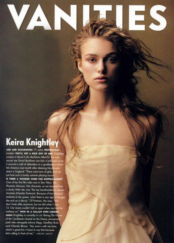 Keira Knightley   Keira knightley, Young leonardo dicaprio ...