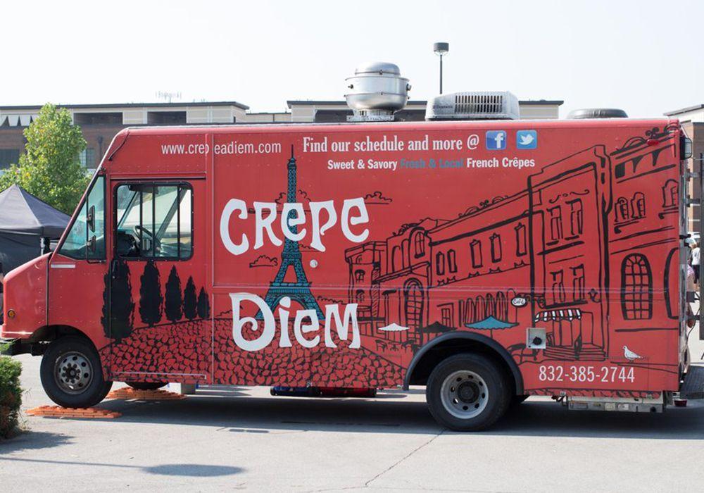 Nashville's 14 Essential Food Trucks Nashville trip