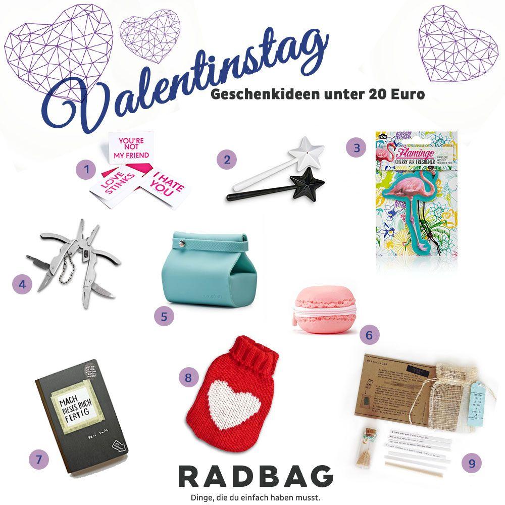 Valentinstag Geschenke Für Männer Und Frauen Unter 20 Euro