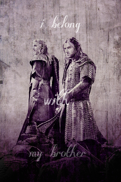 Fili and Kili are my favorite characters in the hobbit!! I mean, just look at the adorableness!!