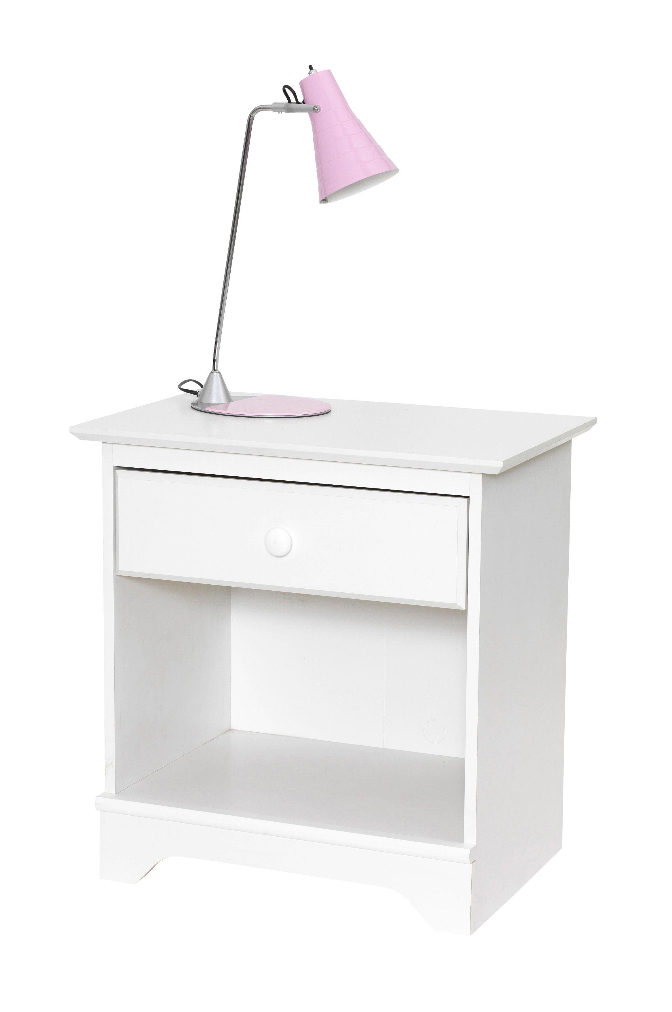 Velador blanco #dormitorio #velador #pieza #blanco #mueble | Ideas ...