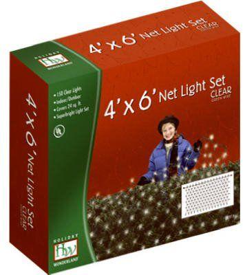 $1199-$999 Noma/Inliten-Import Hw 150Ct Clr Net Set 48950-88