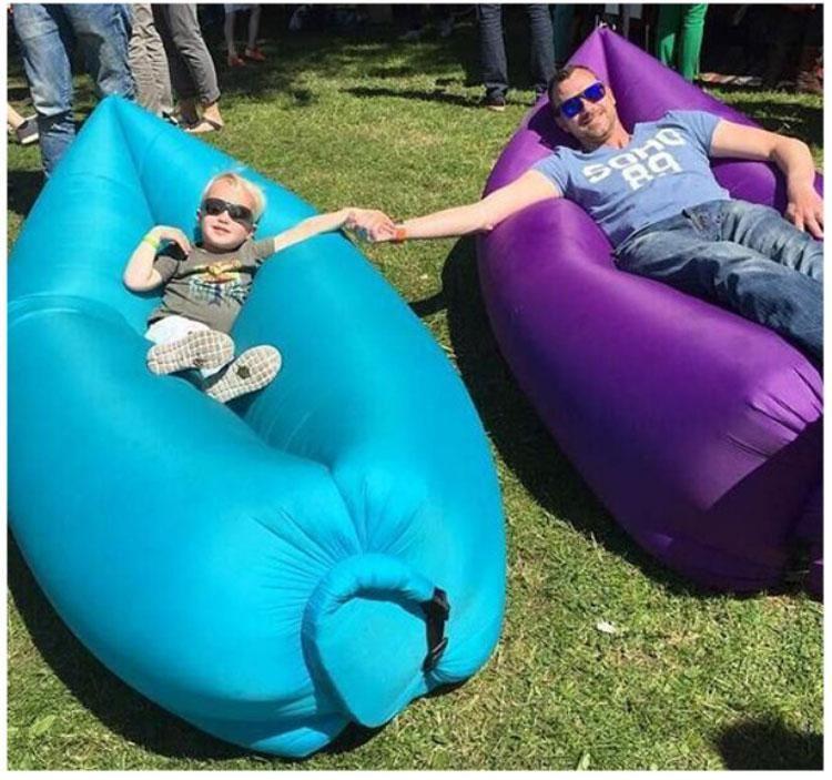 Bean Bag Air Inflatable Beanbag Sofa Chair Living Room Bean Bag