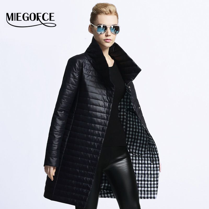 MIEGOFCE 2016 New spring jacket women winter coat women's clothing ...