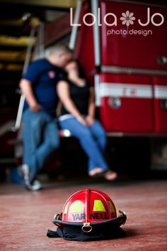 f75d5fdba maternity pictures with firefighter - Google Search | baby pic ...