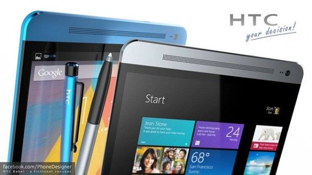"HTC Babel Concept: un tablet da 10"" che ospita Anroid e Windows - http://www.keyforweb.it/htc-babel-concept-un-tablet-da-10-che-ospita-anroid-e-windows/"