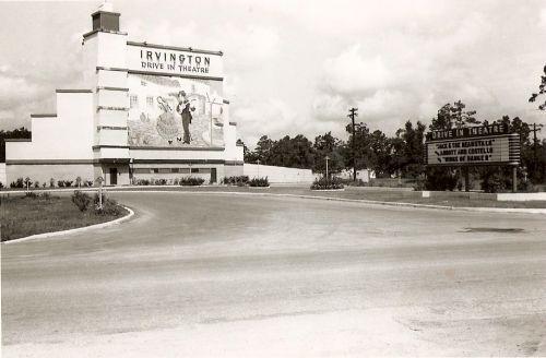 Irvington Drive In Theater Houston Texas Irvington Drive In Theater History Pictures