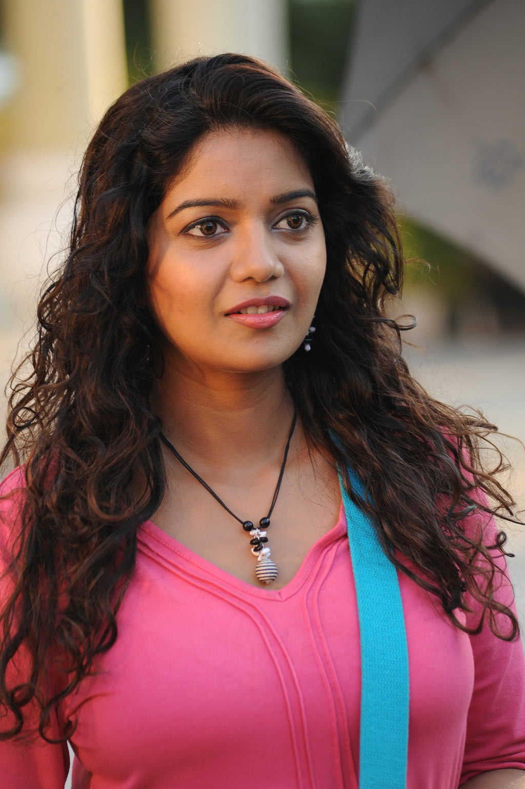 Picture Beautiful Colours Swathi On the Sets of Swamy Ra