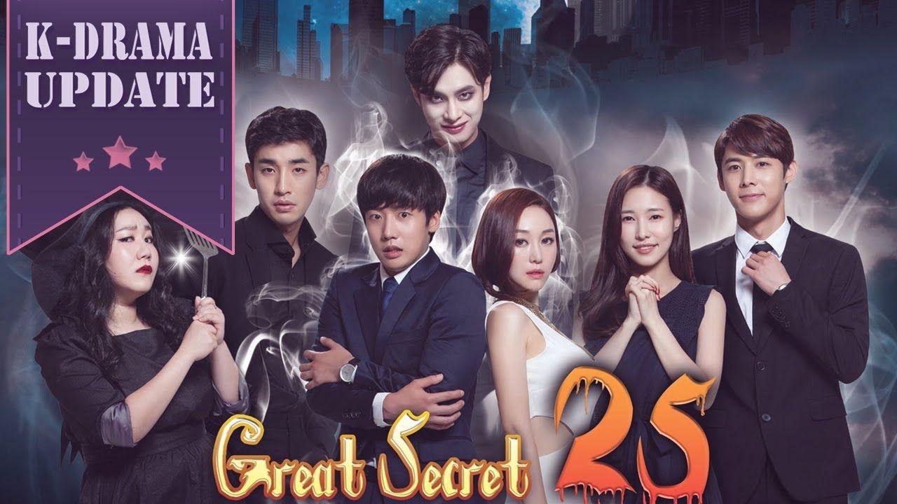 KDrama UPDATE Great Secret 25 new (hot) Korean Drama