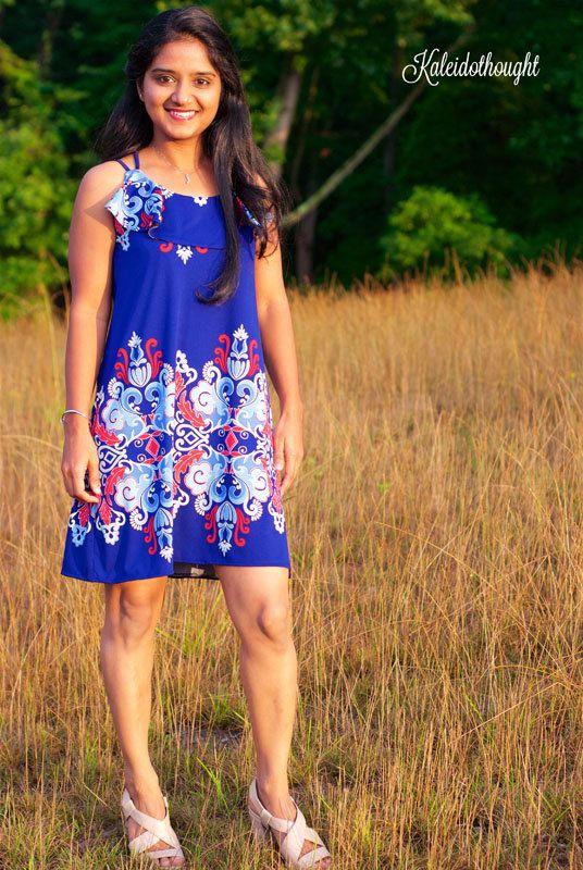 Violet Dress & Top, PDF Sewing Pattern, women sewing pattern, summer ...