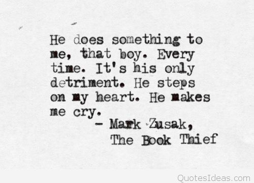 The Book Thief Quotes Best The Book Thief Quotes  Google Search  Quotes  Pinterest