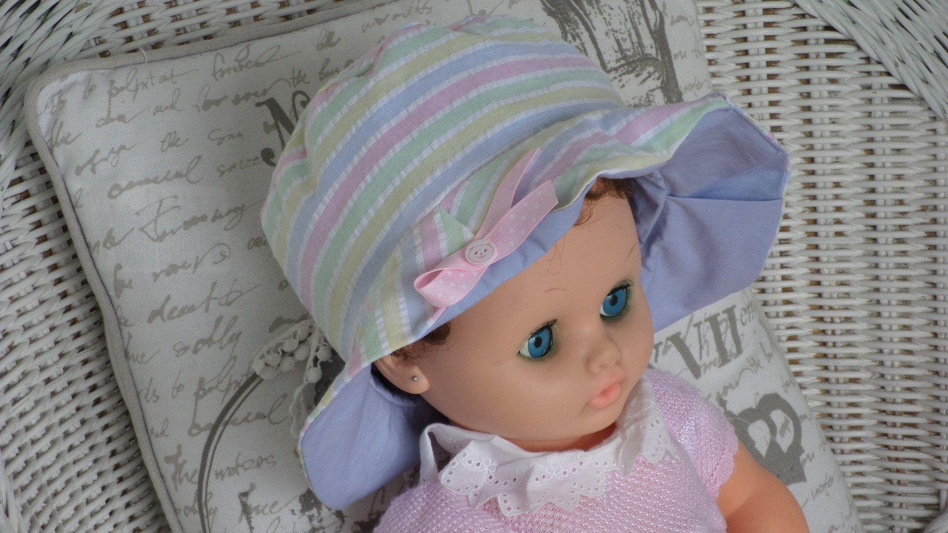 bb2e678abdd0 Chapeau Rose · Coton Imprimé · Collection Printemps · Anniversaire · Soleil  D été · Voici ce que je viens d ajouter dans ma boutique  etsy   chapeau de
