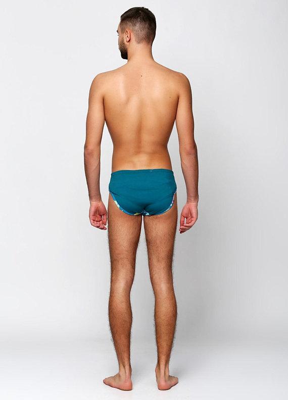 Boy Brief For Men Green Mens Panties For Men Briefs Man