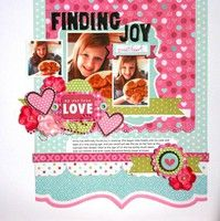A Project by sarahmullanix from our Scrapbooking Gallery originally submitted 02/07/12 at 07:25 AM