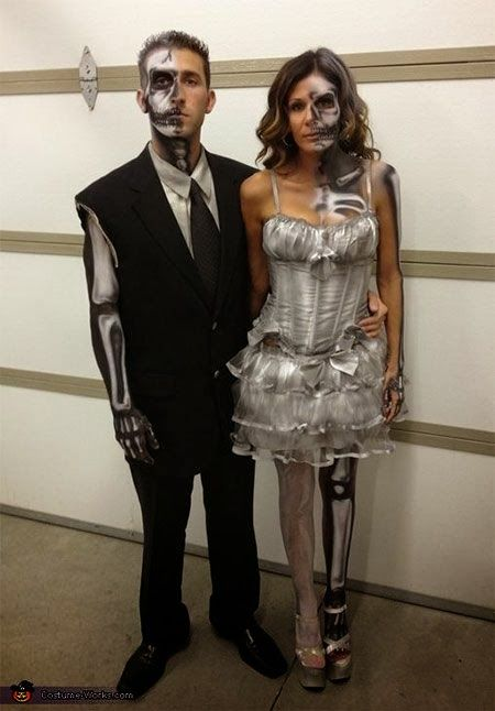 halloween costume ideas for couples My Style Pinterest