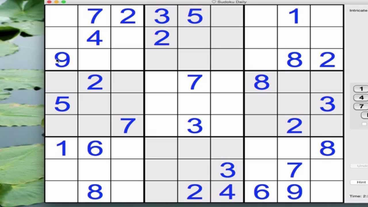 How To Solve Sudoku PART 1 Simple Logic Lessons
