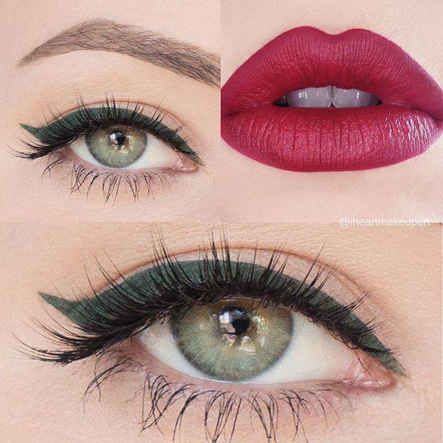 Hey loves!🤗 Here\u0027s a simple \u0026 easy Christmas makeup look