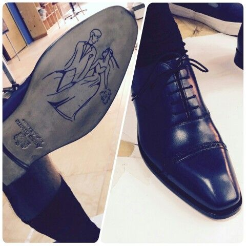 Handmade shoes Antonio Parrotto - you call It if you want... emotions