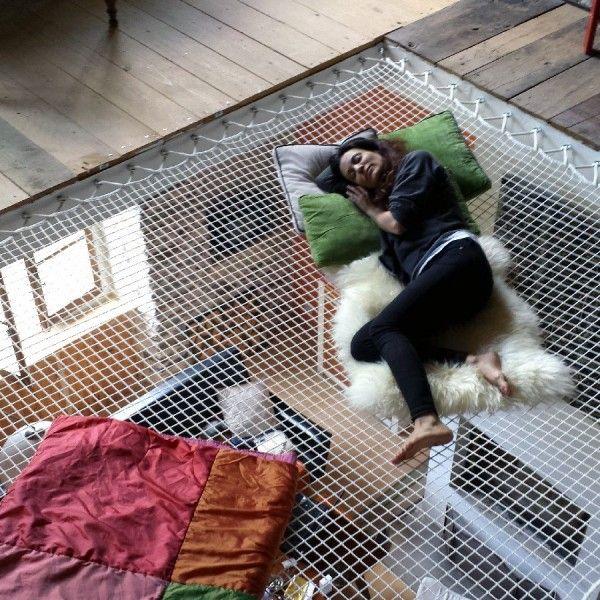 Maison habitation mobilier france trampoline