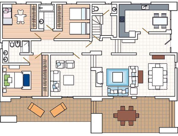 Plano y presupuesto proyectos que intentar planos de for Planos casas pequenas modernas
