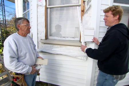 How To Install Window Casing For Vinyl Siding Windows