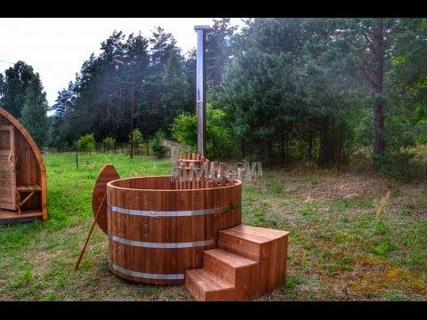 Bain Norvegien En Thermo Bois A Vendre Timberin Jacuzzi Hot Tub Hot Tub Outdoor Spa