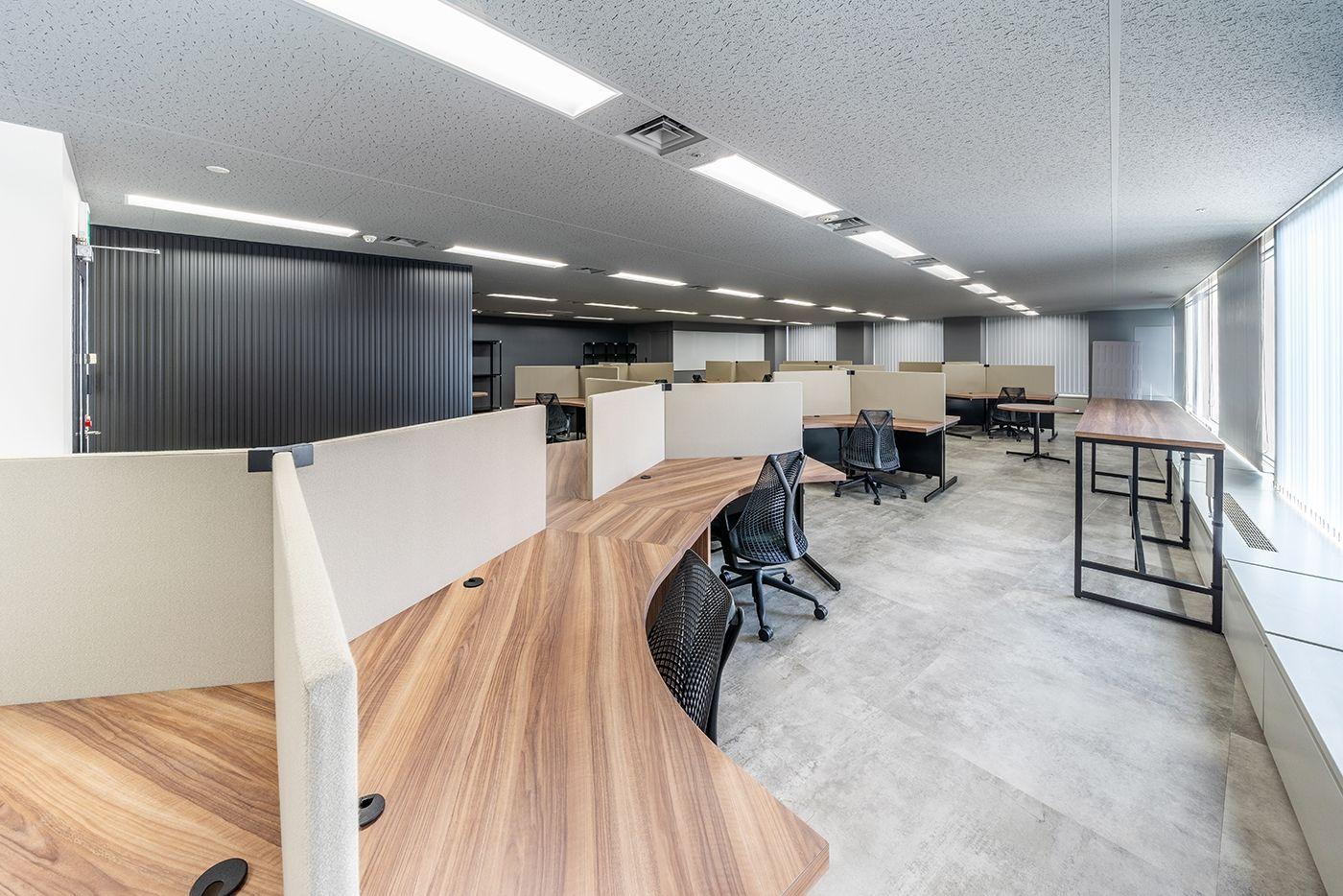 Conceptual Gixo Office Design デザイナーズオフィスのヴィス 家具デザイン デザイン オフィスデザイン
