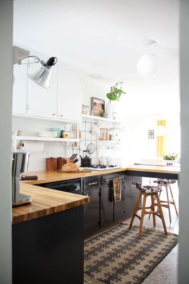5 gorgeous kitchen renovations that cost less than 5 000 eclectic kitchen kitchen on kitchen remodel under 5000 id=23999