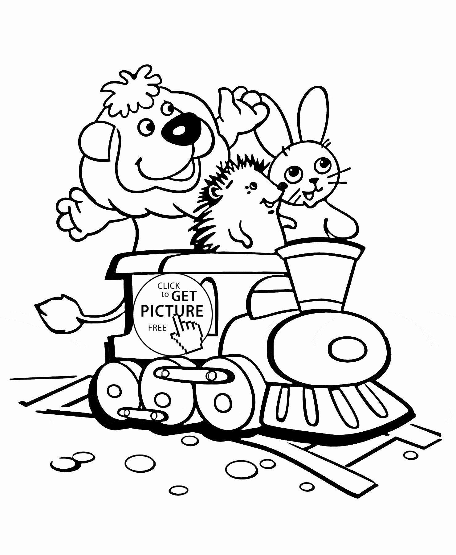 24 Printable Train Coloring Page Djmatioca Com In 2020 Train