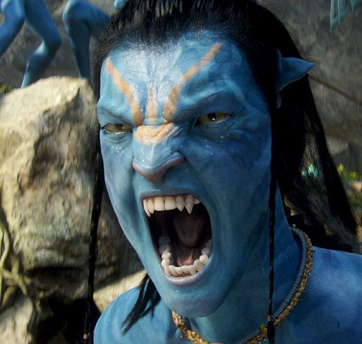 Avatar Movie World: NO FEAR... #JamesCameron #JakeSully #Avatar #Pandora