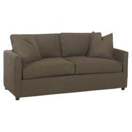 Jada Sleeper Sofa Try Using A Smoky Shade Where You Would Be Tempted To Choose Beige Or White The Hue Ad Klaussner Furniture Sleeper Sofa Best Sleeper Sofa