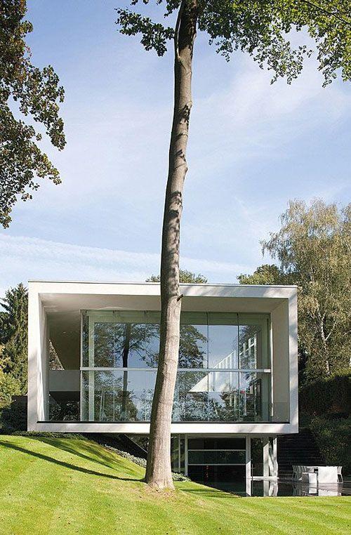 Genets 3 by Atelier d'Architecture Bruno Erpicum & Partners II