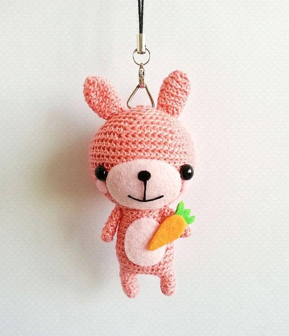 Crochet Doll Keychain Crochet Keychain Plush Doll Amigurumi   Etsy   663x570