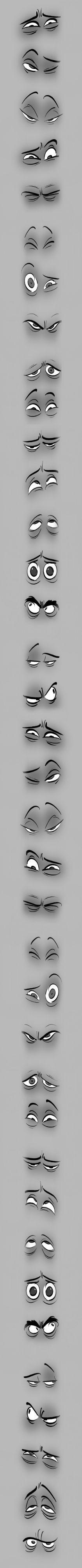 Drawing Eyes   -