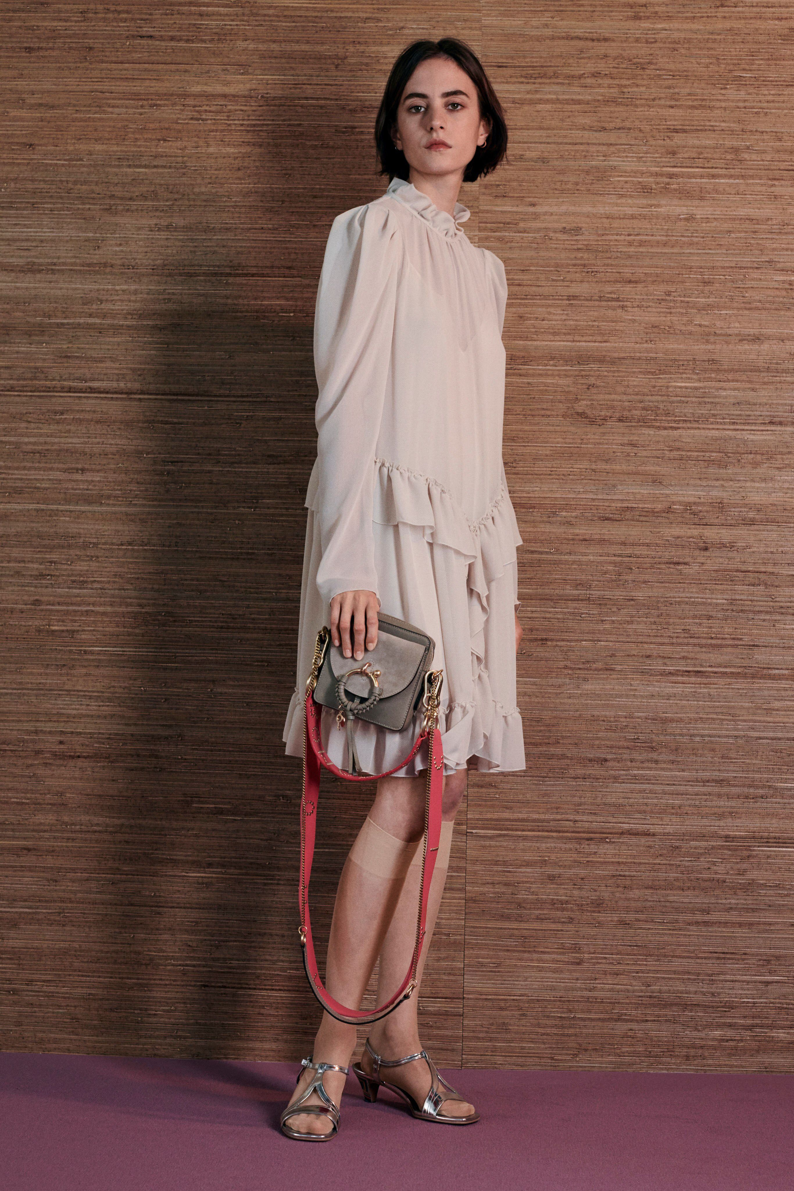 2d73a7bd See by Chloé Resort 2019 Fashion Show Collection: See the complete ...