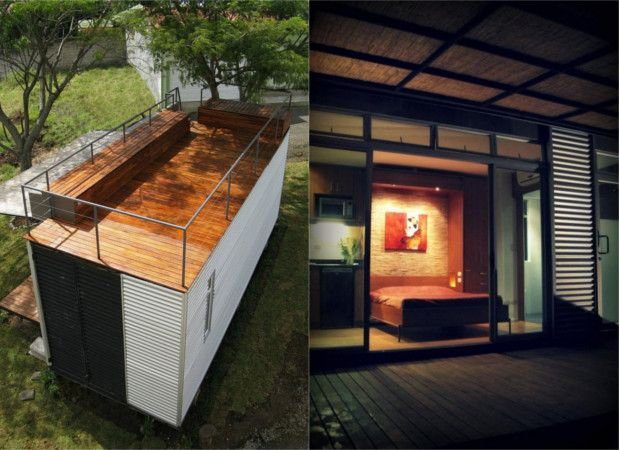 Casa Cbica A Tiny Container Home