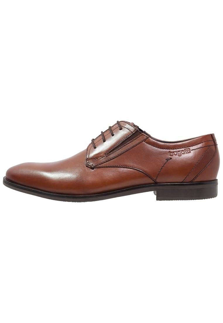 Shoes Click Zapatos de Cordones de Piel Sintética Para Hombre Marrón Marrón ieefqcKwC