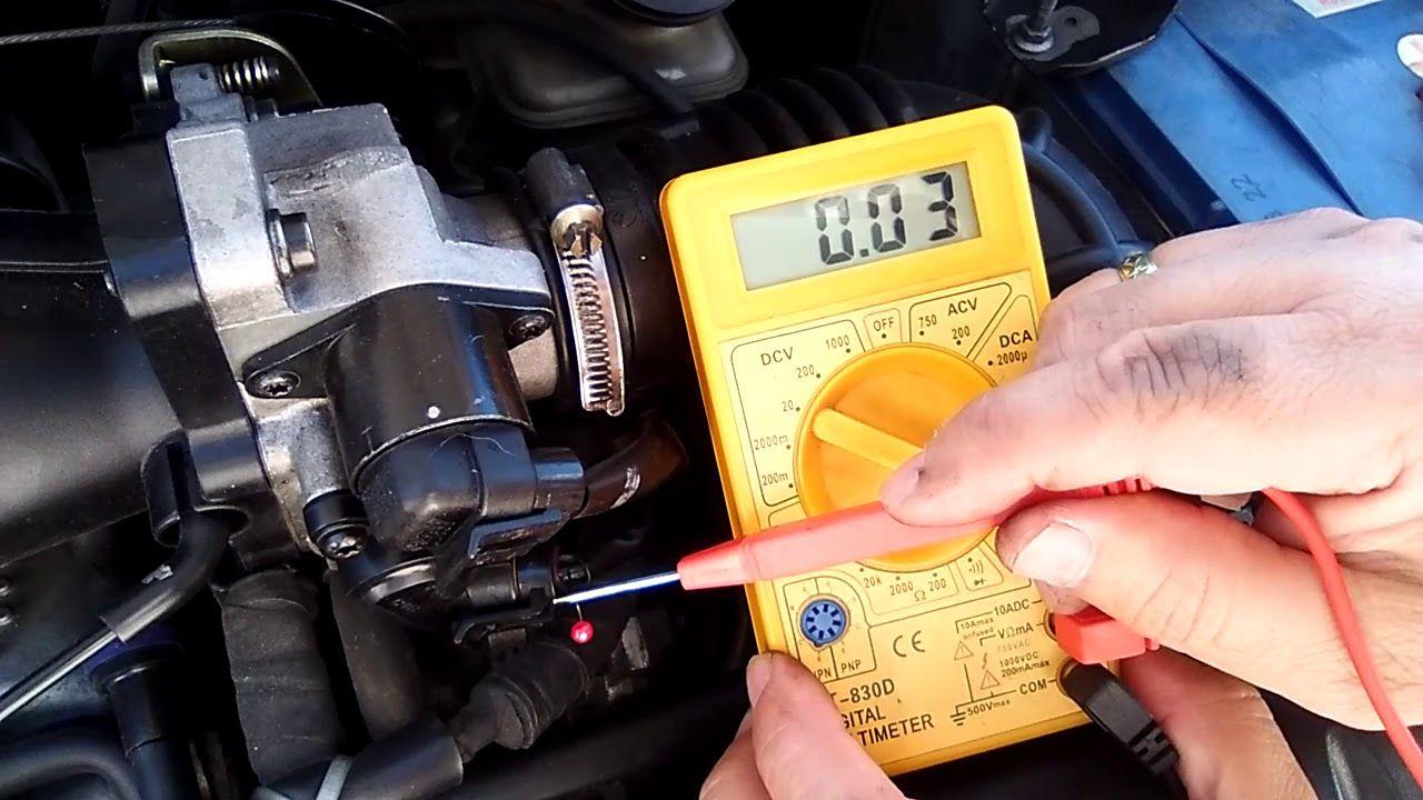 Cómo Saber Si El Sensor Tps Funciona Correctamente Youtube Curso De Mecanica Automotriz Electromecanica Carros Automaticos