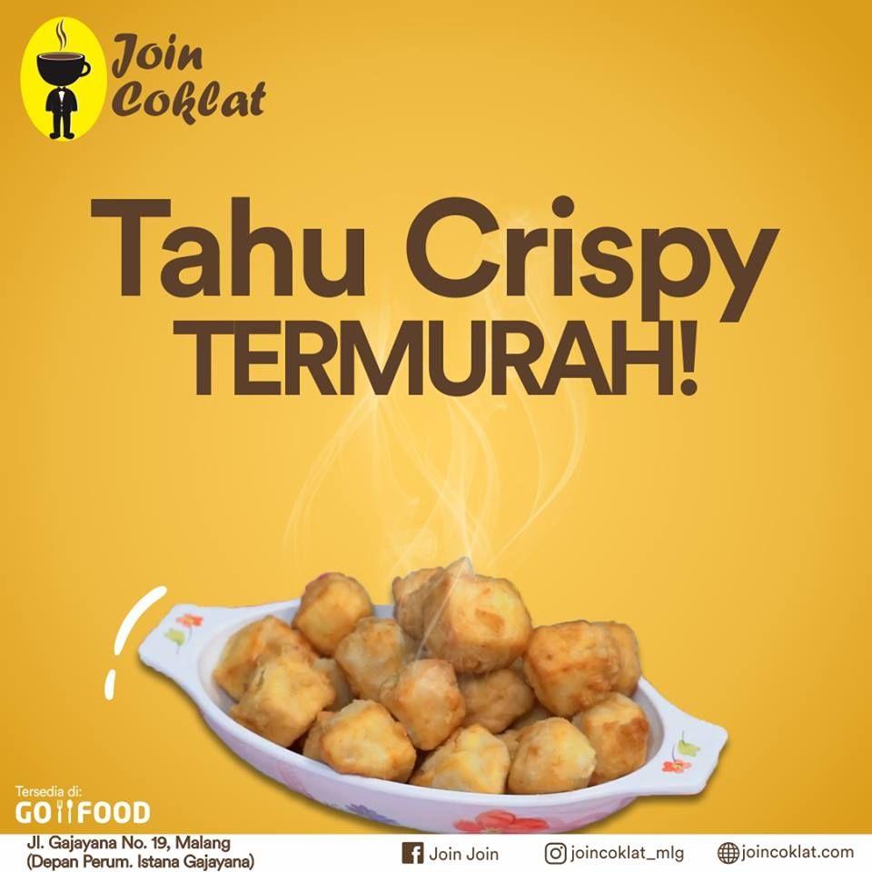 Jardin Cafe Malang Menu: TERMURAH!, Tahu Crispy Malang, Resep Tahu Crispy, Tahu