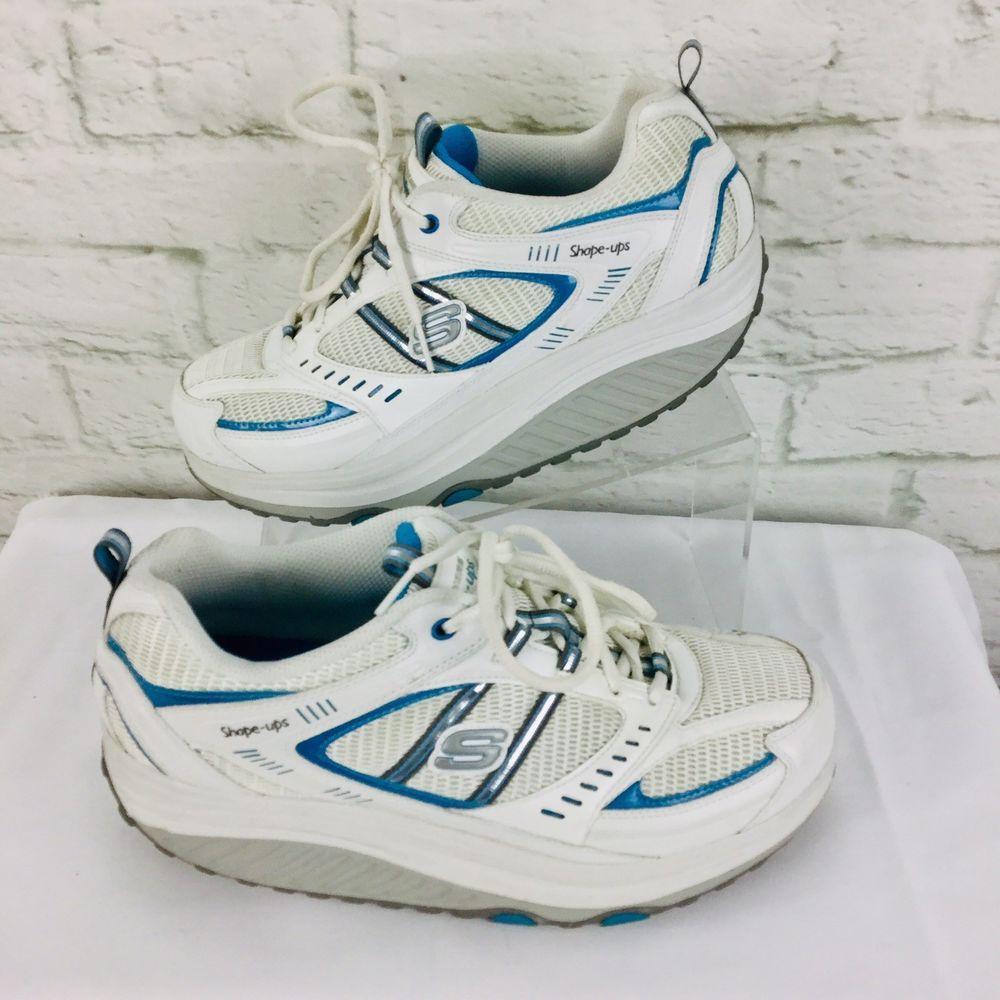Rocker shoe, Ebay shoes, Skechers shape ups