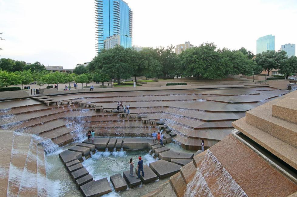 Fort Worth Water Gardens Fort Worth, TX 76102 Fort