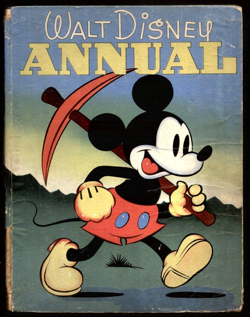 Disney Annual #Disney #Mickey