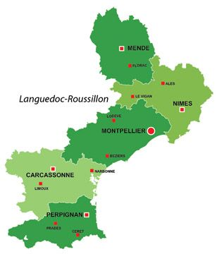 Languedoc Roussillon Region Of France All The Information You Need Languedoc Roussillon Languedoc Languedoc France